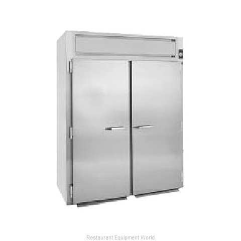 Randell 2368E Roll-in Heated Cabinet 2 section