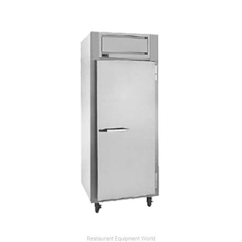 Randell 2410PE Pass-Thru Heated Cabinet 1 section