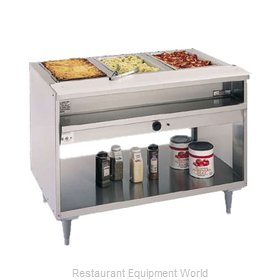 Randell 3312-240 Serving Counter, Hot Food, Electric
