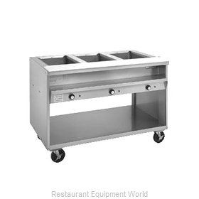 Randell 3512-120 Serving Counter, Hot Food, Electric