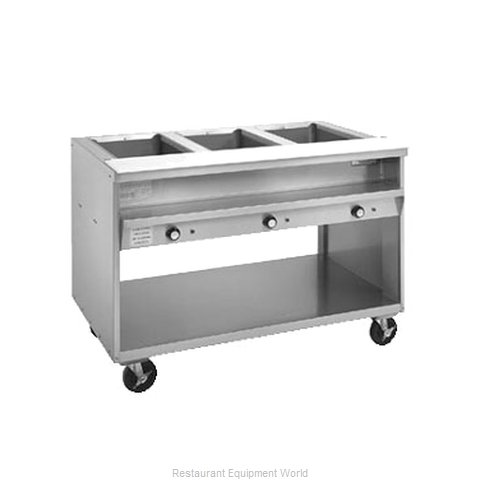 Randell 3512-240 Serving Counter Hot Food Steam Table Electric