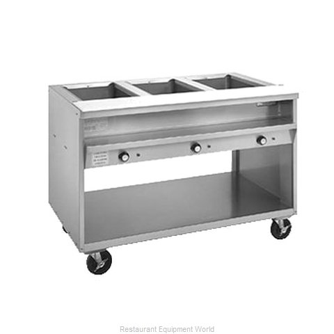 Randell 3612-240 Serving Counter Hot Food Steam Table Electric