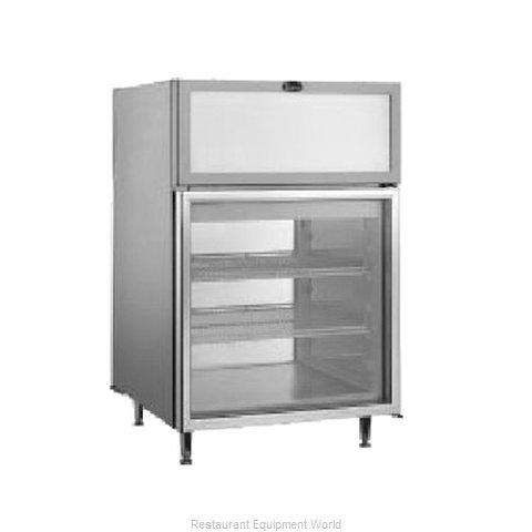 Randell 40024A Display Case Refrigerated Countertop