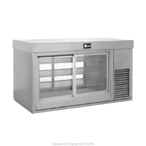 Randell 40048SSA Refrigerated Countertop Display Case