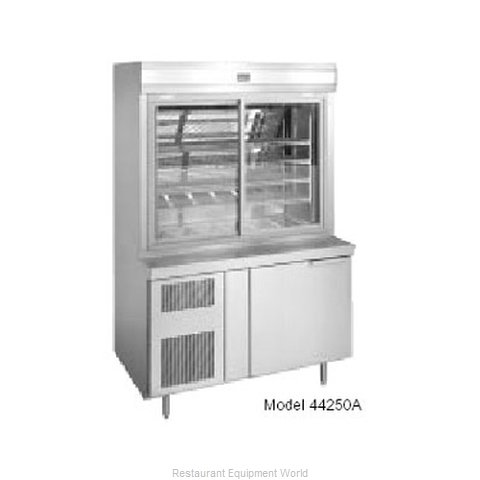 Randell 43348PA Display Pie Case Refrigerated
