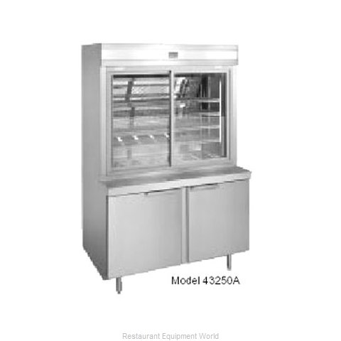 Randell 43350PA Display Pie Case Refrigerated