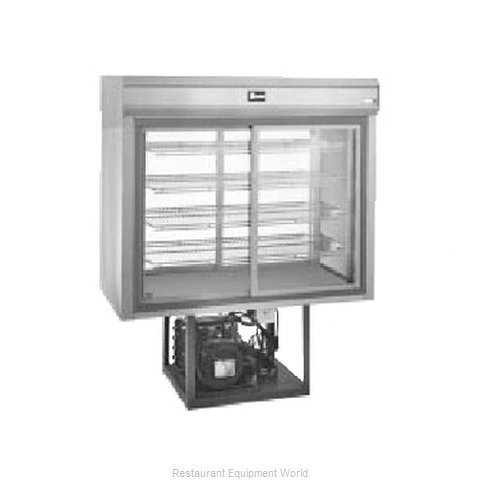 Randell 44248DIPA Display Case Refrigerated Merchandiser Drop-In (Magnified)