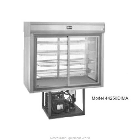 Randell 44272DISA Display Case Refrigerated Merchandiser Drop-In (Magnified)