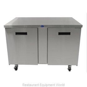 Randell 65348-290 Freezer Counter, Work Top