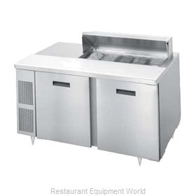 Randell 9200-32-7 Refrigerated Counter, Sandwich / Salad Top