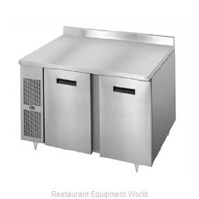 Randell 9215F-32-7 Freezer Counter Work Top