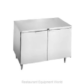 Randell 9301-7C4 Reach-in Undercounter Refrigerator 1 section