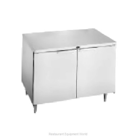 Randell 9301F-7 Reach-In Undercounter Freezer 2 section