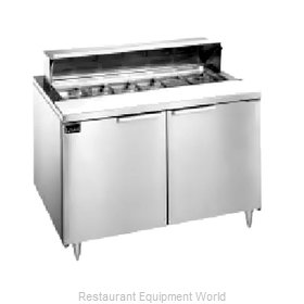 Randell 9305-7 Refrigerated Counter, Sandwich / Salad Top