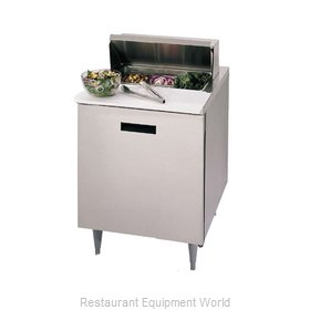 Randell 9401-7 Refrigerated Counter, Sandwich / Salad Top