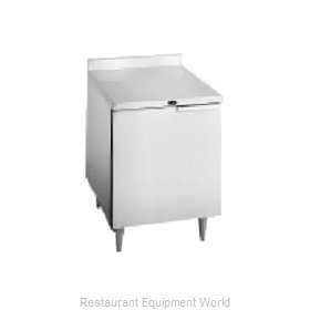 Randell 9402-7C6 Reach-in Undercounter Refrigerator 1 section