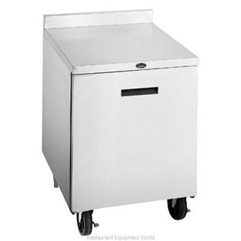 Randell 9402F-290 Freezer Counter, Work Top