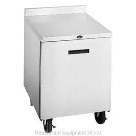Randell 9404-290 Refrigerator, Undercounter, Reach-In