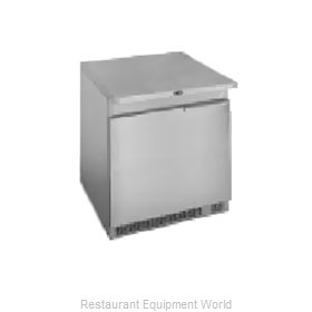 Randell 9404-32-7 Reach-in Undercounter Refrigerator 1 section