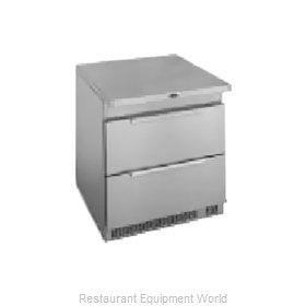 Randell 9404-32D-290 Refrigerator, Undercounter, Reach-In