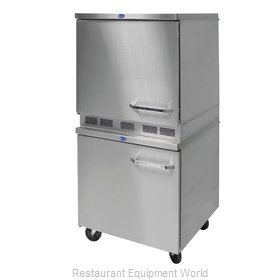 Randell 9404-32DT-RBFTR Refrigerator Freezer, Reach-In