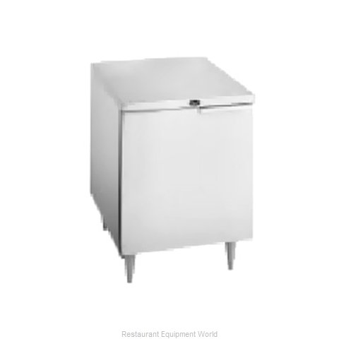 Randell 9404-7 Reach-in Undercounter Refrigerator 1 section