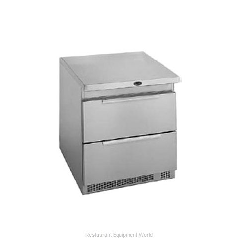 Randell 9404F-7C4 Reach-In Undercounter Freezer 1 section