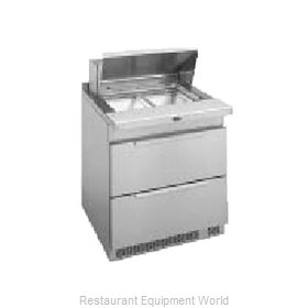Randell 9412-32D-7 Refrigerated Counter, Sandwich / Salad Top