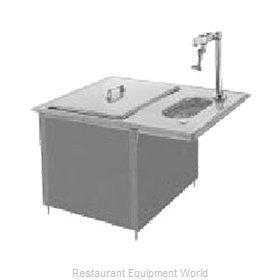 Randell 9505 Ice & Water Unit, Drop-In