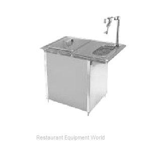 Randell 9515 Ice & Water Unit, Drop-In