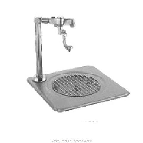 Randell 9530 Glass Filler Station with Drain Pan
