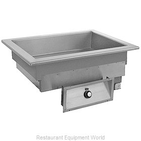 Randell 9570-2AWF Hot Food Well Unit, Drop-In, Electric