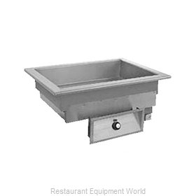 Randell 95706-208Z Hot Food Well Unit, Drop-In, Electric