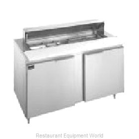 Randell 9601-7 Refrigerated Counter, Sandwich / Salad Top