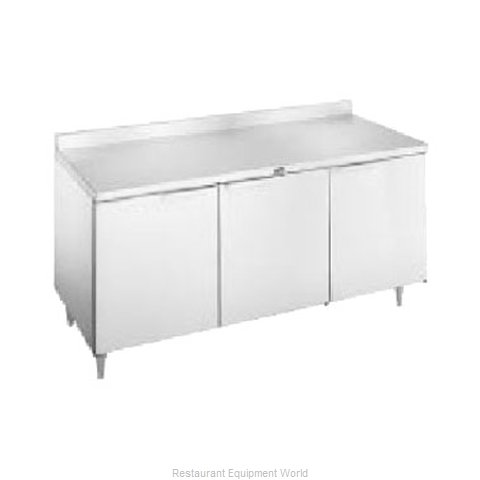 Randell 9604-7 Refrigerated Counter Work Top