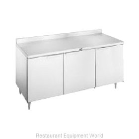 Randell 9604-7 Refrigerated Counter, Work Top