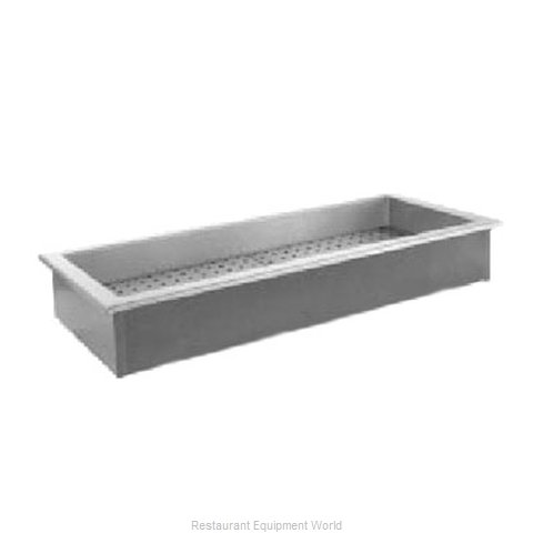 Randell 9757IC Cold Pan Food Unit Drop-In