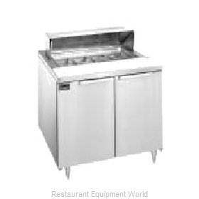 Randell 9801-7 Refrigerated Counter, Sandwich / Salad Top