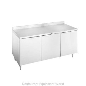 Randell 9802F-7 Freezer Counter Work Top