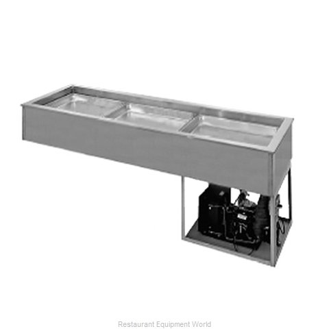 Randell 9966SCN Cold Pan Food Unit Drop-In