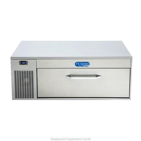 Randell FX-1-290 Refrigerator Freezer, Convertible