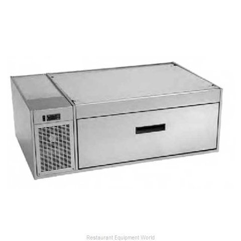 Randell FX-1 Refrigerator Freezer, Convertible (Magnified)