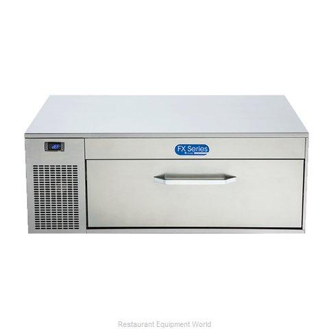 Randell FX-1A-290 Refrigerator Freezer, Convertible