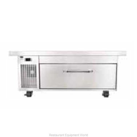 Randell FX-1CS-52 Refrig Freezer Counter Griddle Stand