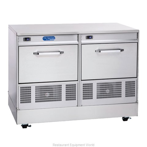 Randell FX-2UCB-290 Refrigerator Freezer, Convertible