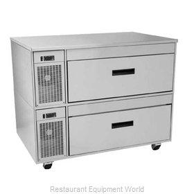 Randell FX-2WS-290 Refrigerator Freezer, Convertible