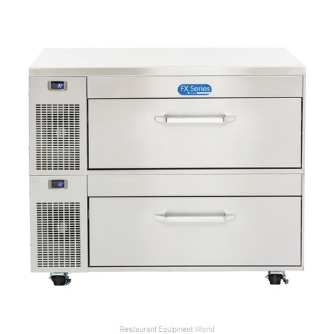 Randell FX-2WSA-290 Refrigerator Freezer, Convertible (Magnified)