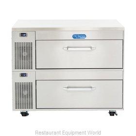 Randell FX-2WSA-290 Refrigerator Freezer, Convertible