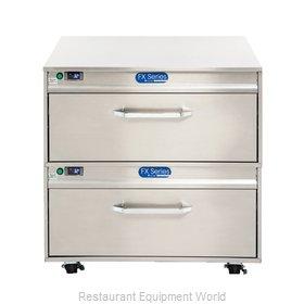 Randell FX-2WSREA-290 Refrigerator Freezer, Convertible