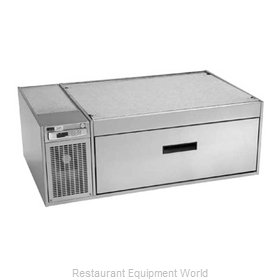 Randell FX1-4N1 Refrigerator Freezer, Convertible